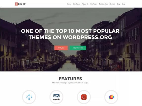 zeriflite-free-wordpress-themes