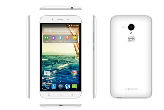 Micromax launches Canvas Doodle 4 smartphone in India for Rs. 9,499