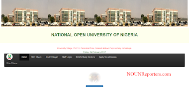 Nounonline.net- Student Portal, Login Procedures