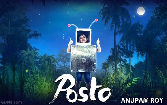 Posto song - Anupam Roy
