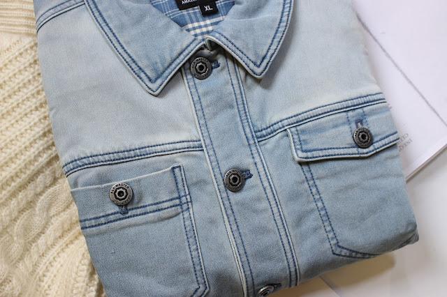 Zaful denim jacket review, zaful menswear review, zaful mens clothing review, zaful review, zaful blog review, zaful blogger review, zaful denim jacket