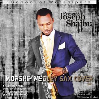 Music: Joseph Shaibu - Worship Medley 1.0 (Prod. Favoureal @dreamaxxstudio) || @josephshaibu10 @hitsmediapromo