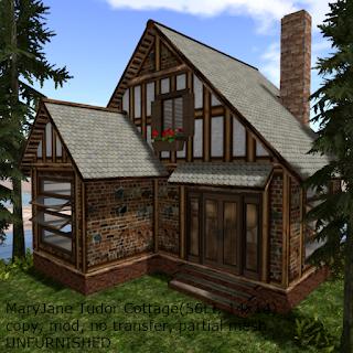 MaryJane Tudor Cottage