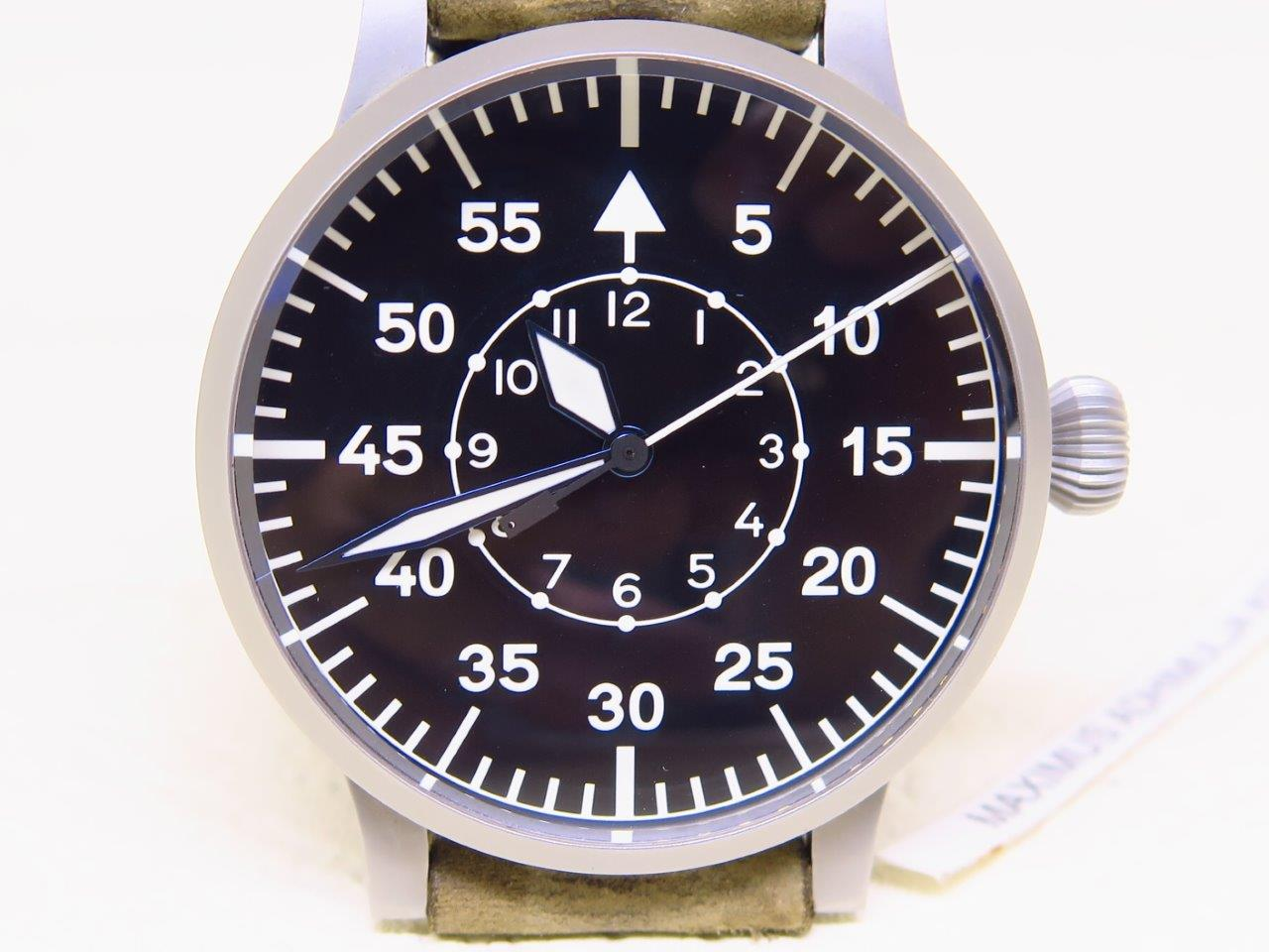 LAMAFA ATHAYA MILITARY BIG SIZE 47mm - AUTOMATIC