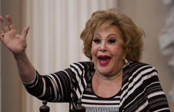Silvia Pinal asegura que Frida Sofía miente y defiende al Señor Enrique Guzmán