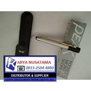 Jual Pocket Microscope PEAK 50X Made In Japan di Batam