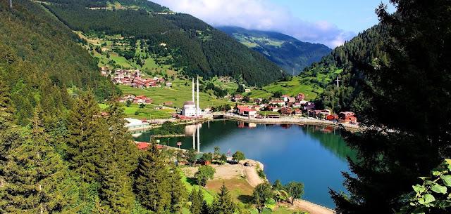 uzungol village