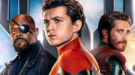 Spider-Man Far From Home Mobile Wallpaper   Jake Gyllenhaal,Nick Fury,  Samuel L. Jackson