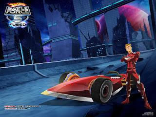 Hot Wheels Battle Force 5