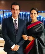 ronit roy with her wife