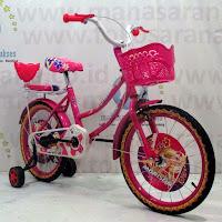 18 mprison sepeda anak perempuan