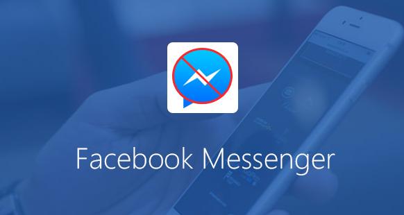 Facebook Messenger Crashing