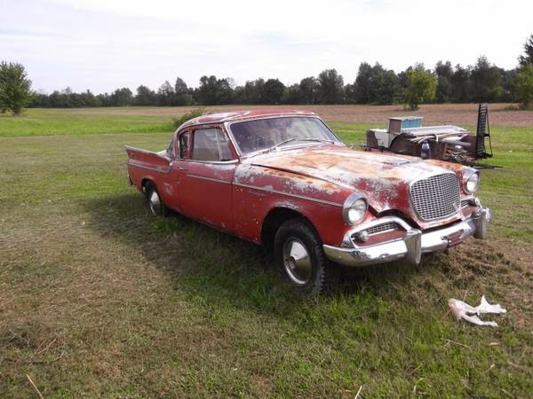 restoration project cars 1959 studebaker silver hawk restoration project. Black Bedroom Furniture Sets. Home Design Ideas