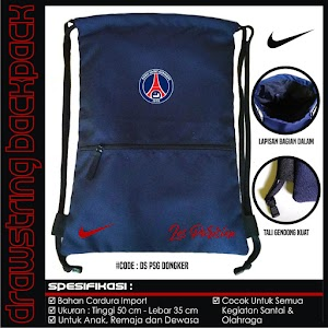 TAS SERUT DRAWSTRING PARIS SAINT GERMAIN
