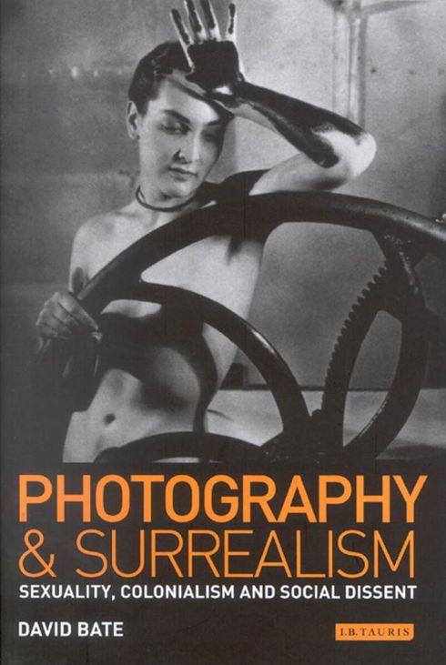 Portada del libro: Fotografía y Surealismo