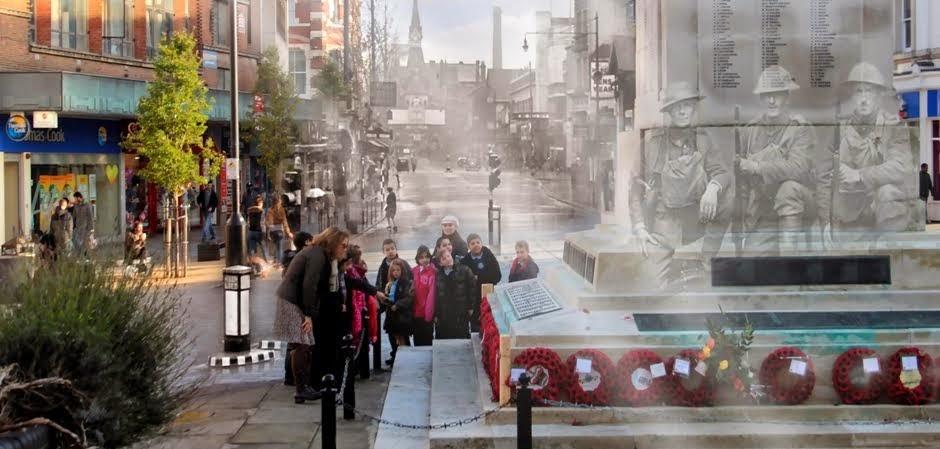 Bedfordshire at War: May 2016