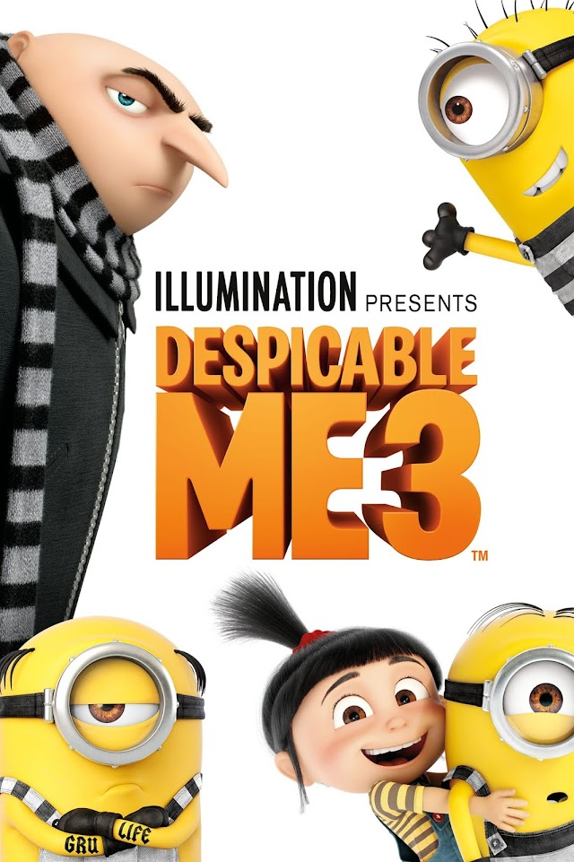 Despicable Me 3 (2017) Movie Free Download HD Online