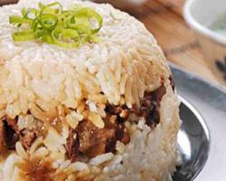 Cara Membuat Nasi Tim Bebek Gurih Nikmat ala Resep Praktis