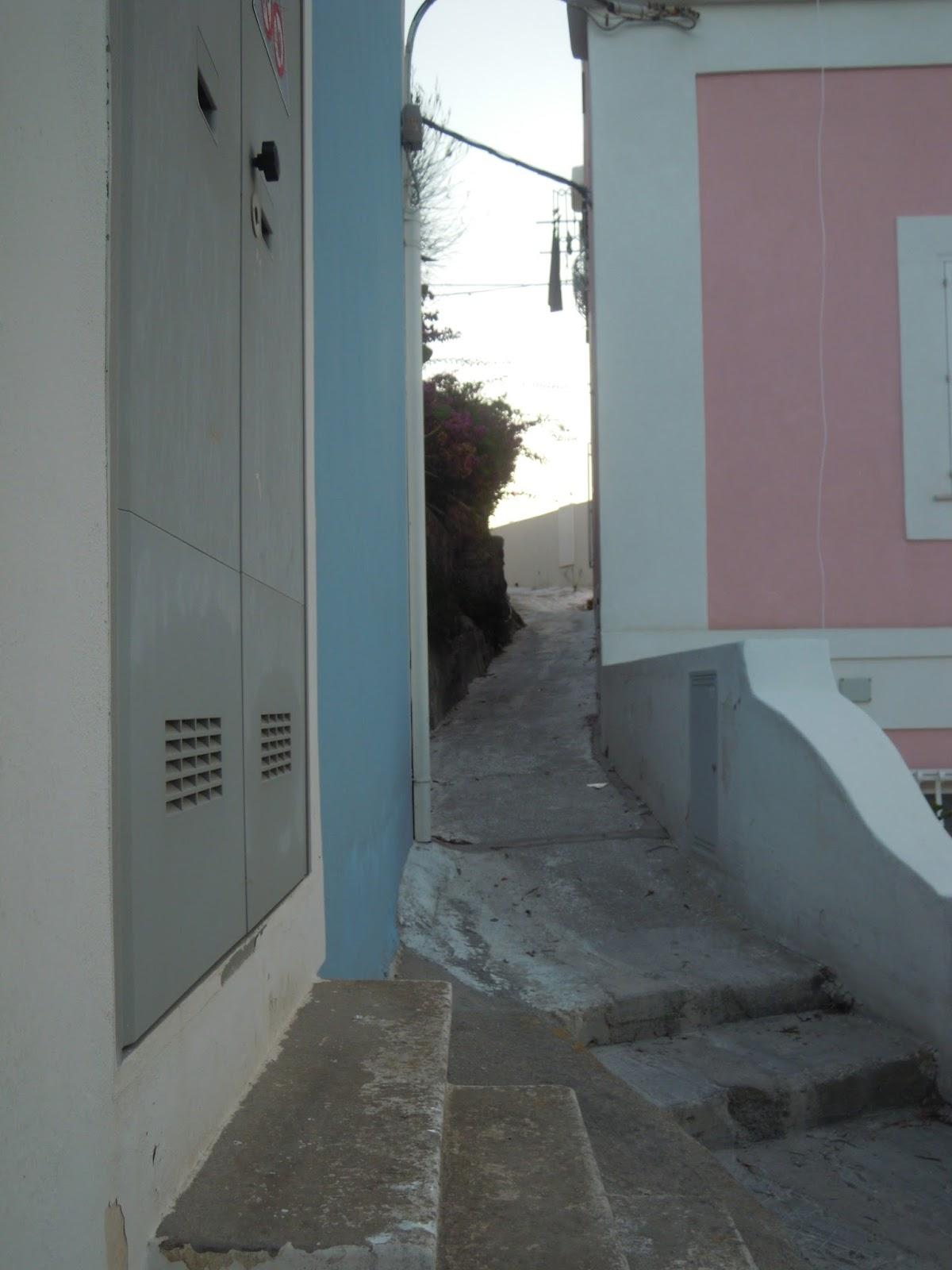 Frammenti di ponza la cisterna di via parata - La parata bagno vignoni ...