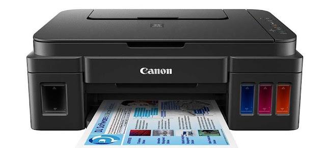 Canon Pixma G3000 Ink Tank Printer