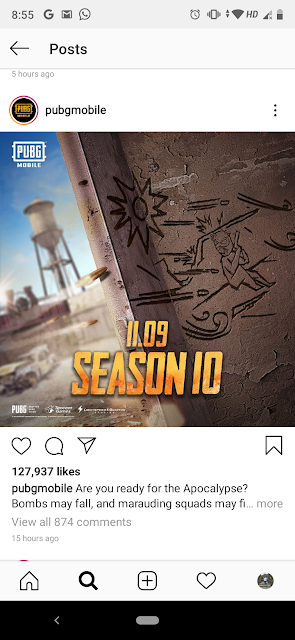 PUBG Mobile Season 10