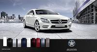 Mercedes CLS 350 2015 màu trắng Polar 149