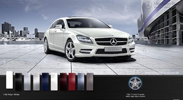 Mercedes CLS 350 2015