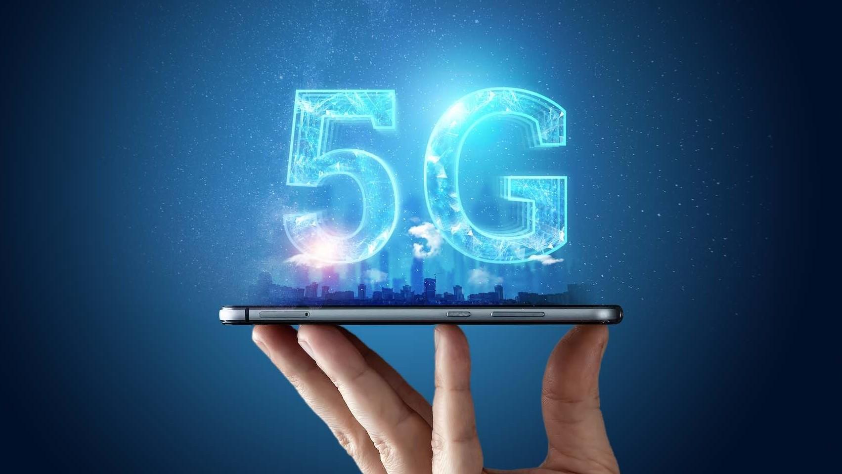 5G-smartphone