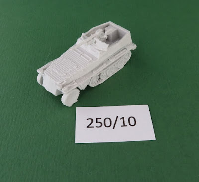 Sd Kfz 250/1 to 11 picture 13