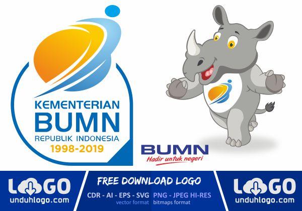 Logo HUT BUMN 2019