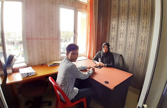 Pasien Hamil di RSUD CND Meulaboh Ditelantarkan, Mahasiswa Datangi Pihak RS
