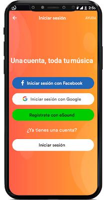 aplicación similar a spotify pero gratis