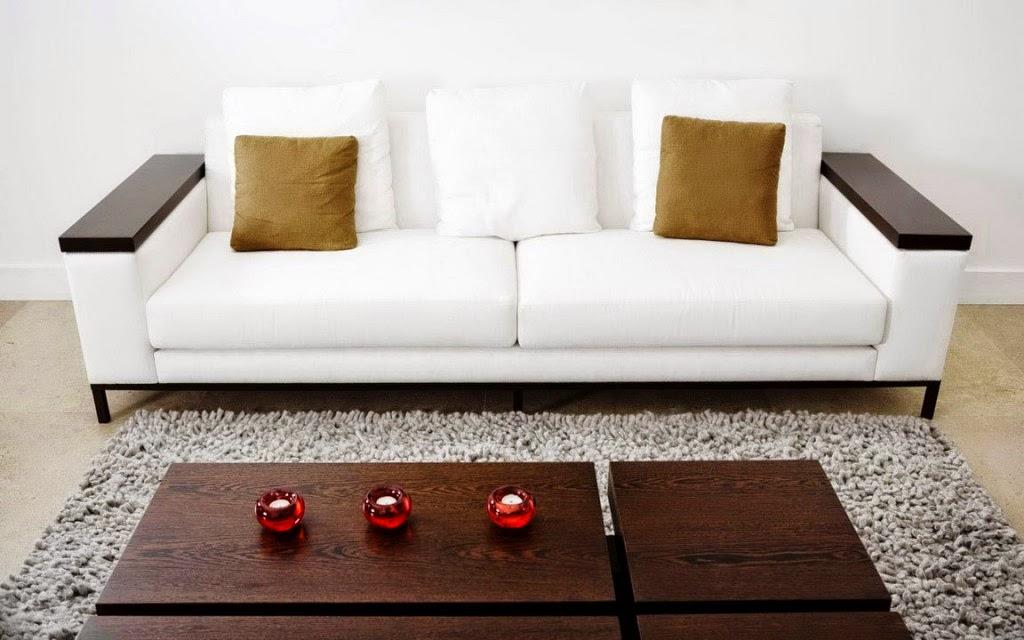 model sofa minimalis sederhana