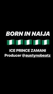 [Music] Ice Prince – Born In Naija Beat