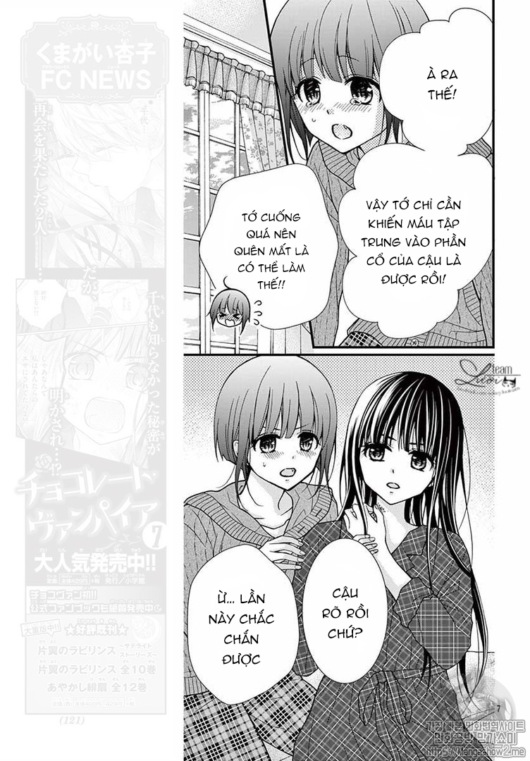 Chocolate Vampire: Chapter 46