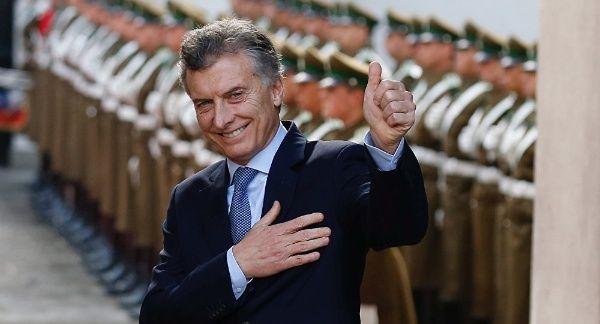 Mauricio Macri viajará a Rusia en enero