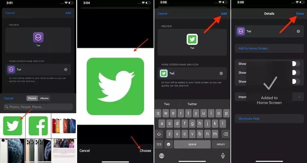cara mengubah icon aplikasi di iPhone-10