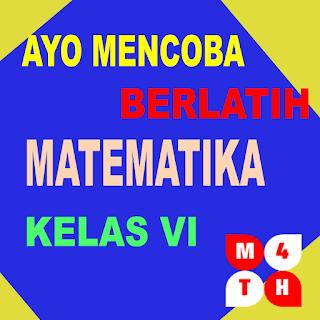 Jawaban Ayo Mencoba Matematika Kelas 6 Bilangan Bulat (Bag Kedua ).