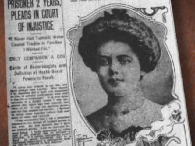 The American Cowboy Chronicles: Typhoid Mary's Refusal To Change Killed  Others