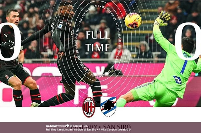 Italian League Results - Zlatan Ibrahimovic debut, AC Milan play draw