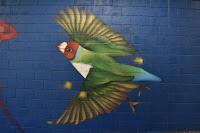 Kingsgrove Street Art | Canal to Creek Public Art by Styna Byna