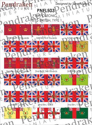 PNFL503   1815 British, type 1