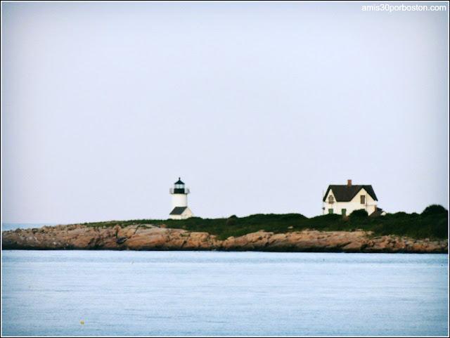 Straitsmouth Island Lighthouse, Rockport