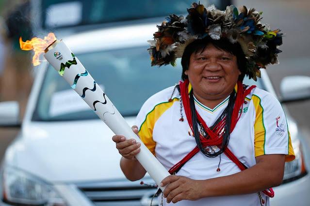 PF pede arquivamento de inquérito contra líder indígena Almir Suruí