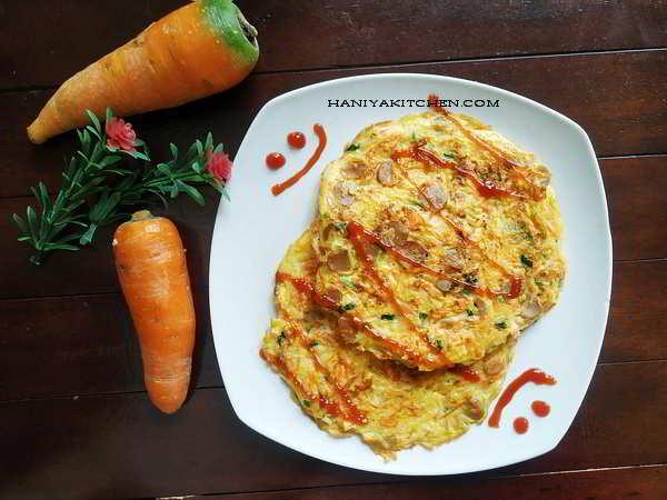 Resep Omelet Wortel Keju Spesial Untuk Sarapan Sehat Anak
