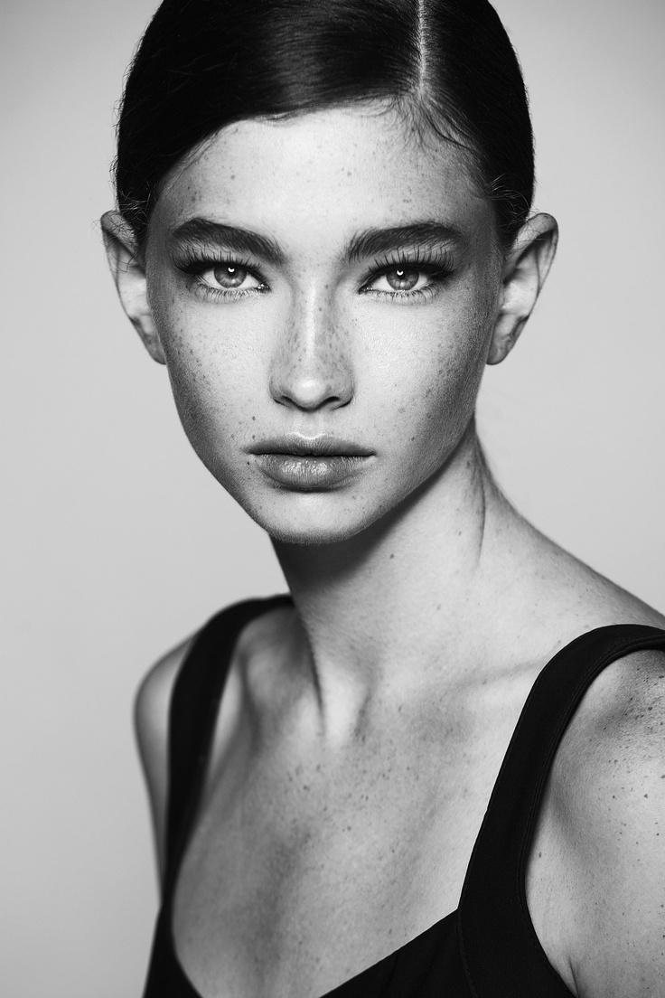 model face portrait - photo #4