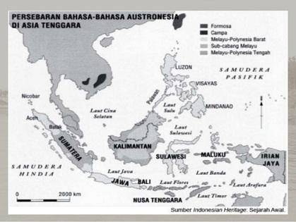 Persebaran Nenek Moyang Bangsa Indonesia Dan Migrasi Nenek Moyang