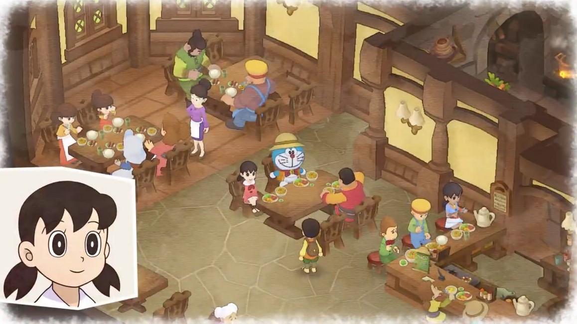 Kumpulan Resep Lengkap di Game Doraemon Story of Season