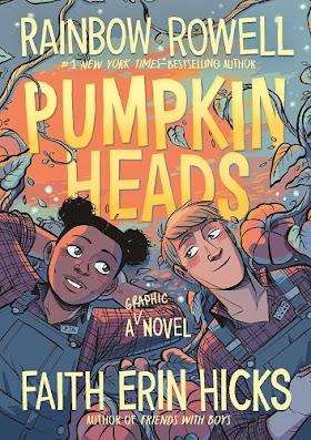 Pumpkinheads by Rainbow Rowell pdf