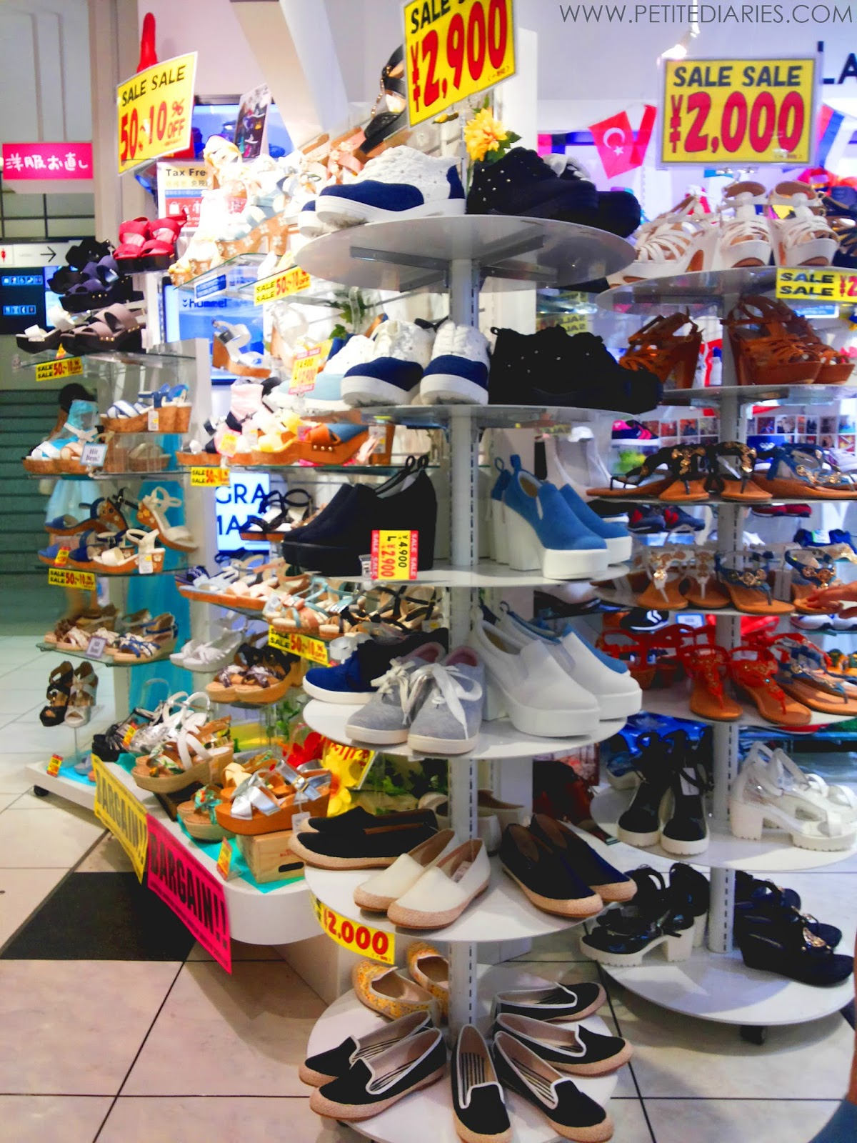 shoes shibuya